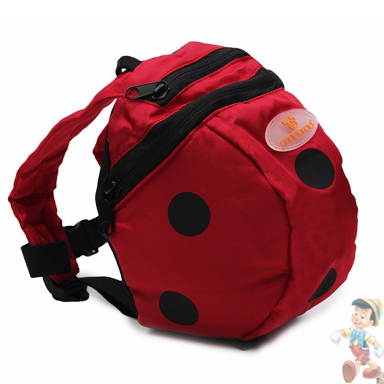 Каишка чанта за прохождане LADYBIRD С КАЧУЛКА