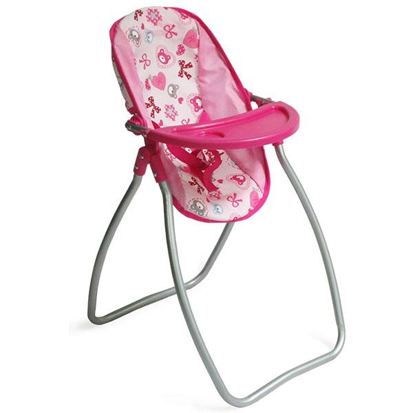 2в1 Столче за хранене и люлка за кукли Lovely Bear – 9397C