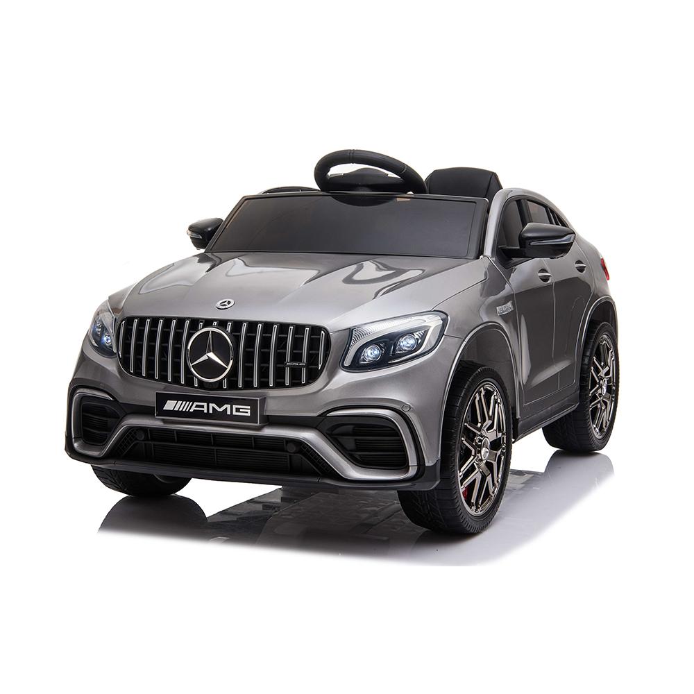 Акумулаторен джип Mercedes GLC 63 S AMG металик – QLS – 5688