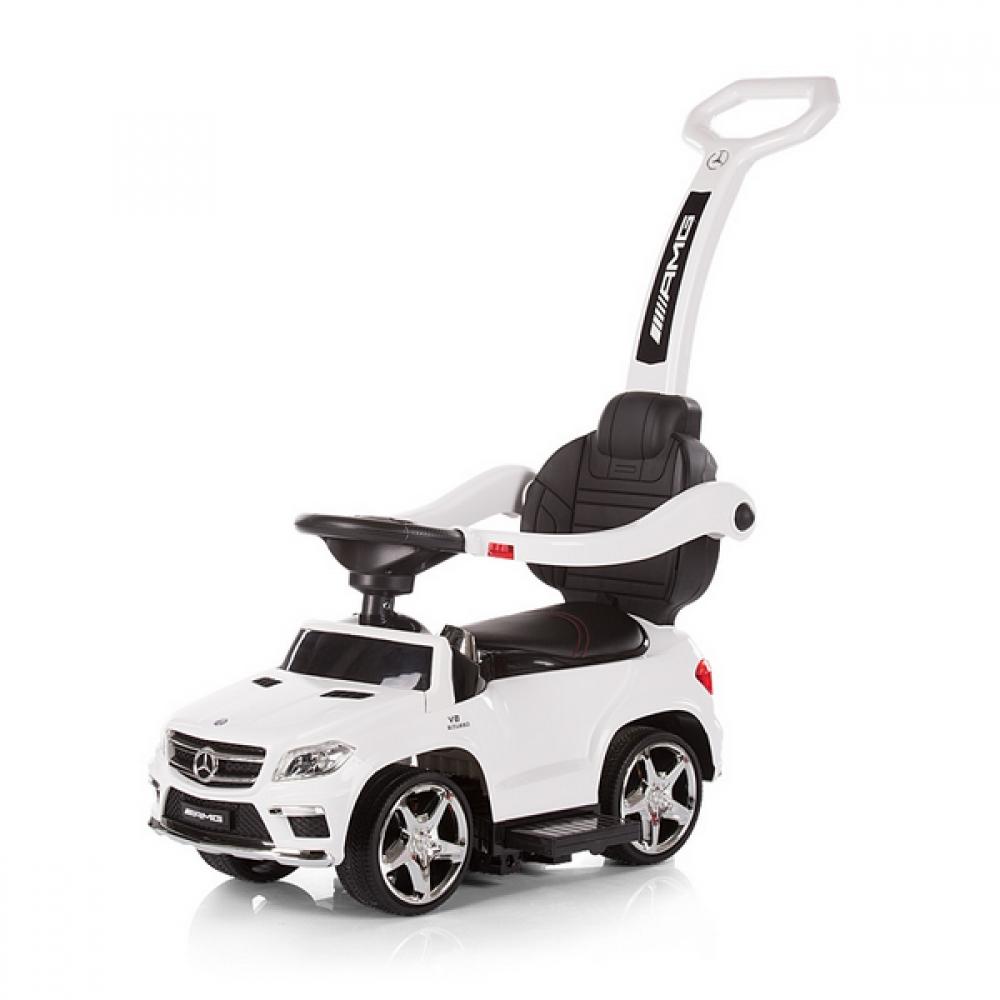Кола за бутане с родителски контрол 3 в 1 MERCEDES GL63