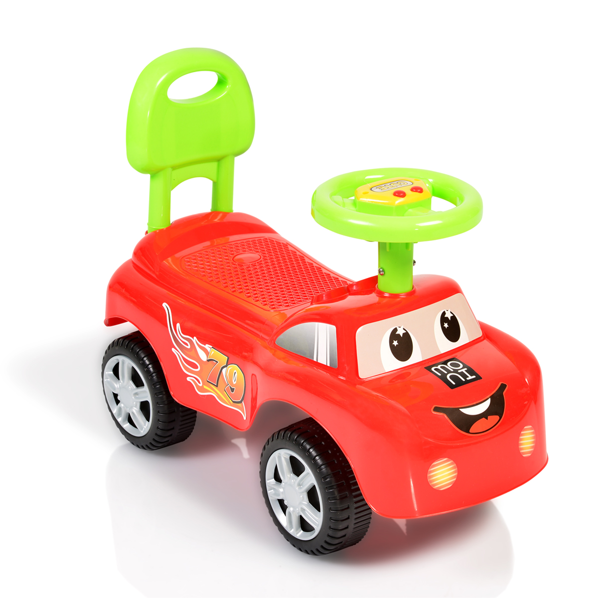Кола за бутане Keep Riding  618A Moni