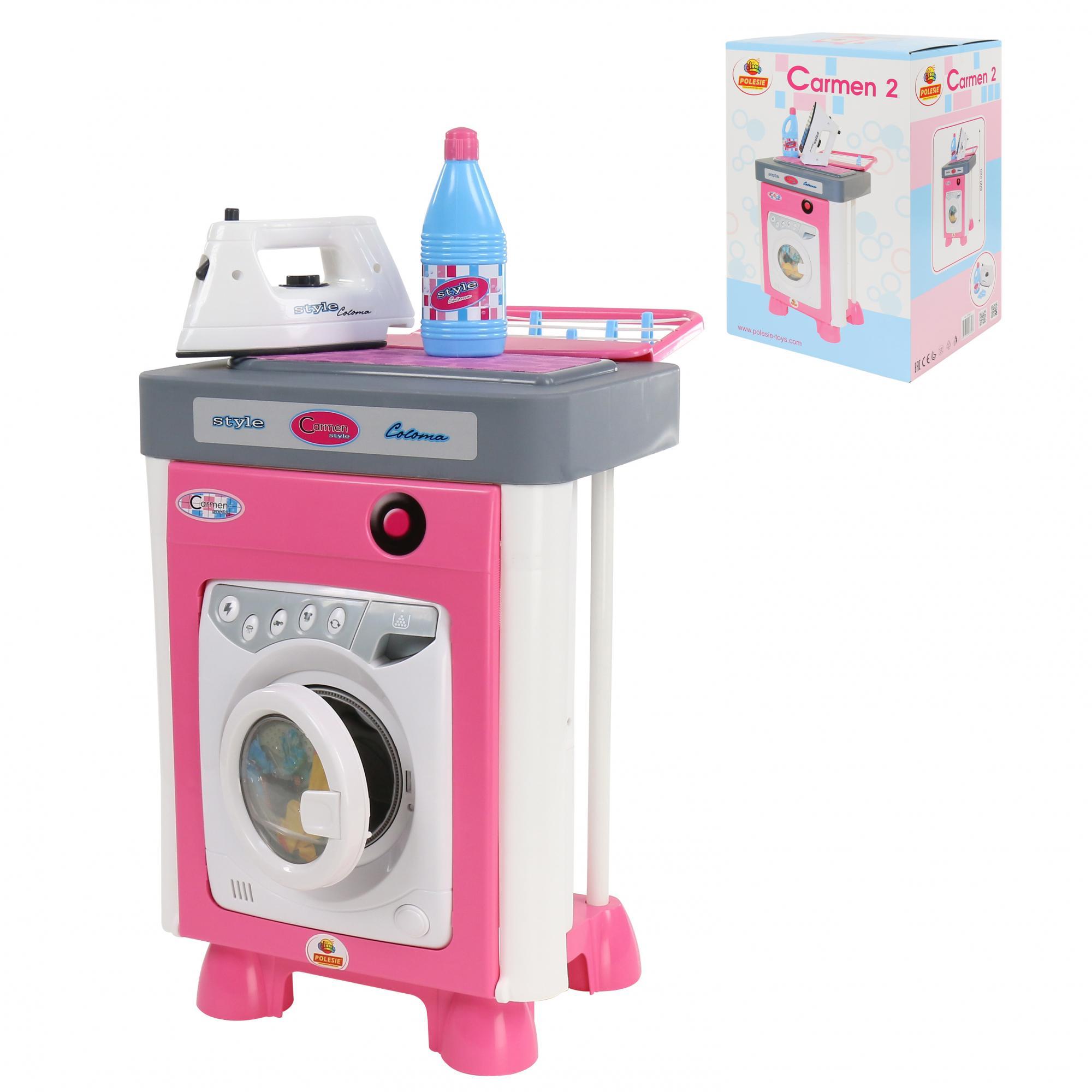 Пералня с ютия Carmen 57907 Polesie Toys