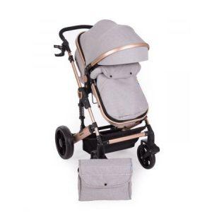 Kikka Boo Комбинирана количка 2 в 1 с трансф.седалка Darling Green 31001020058-Copy