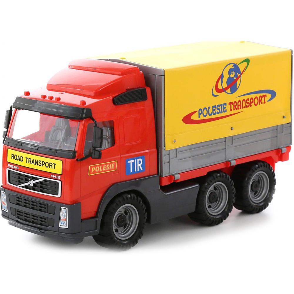 Камион с тента 9548