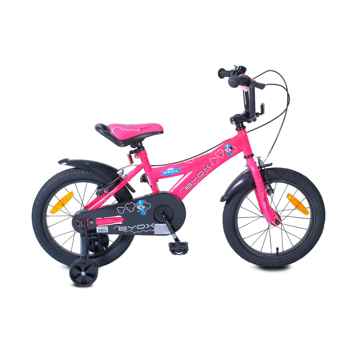 Детски велосипед 16 Devil Byox