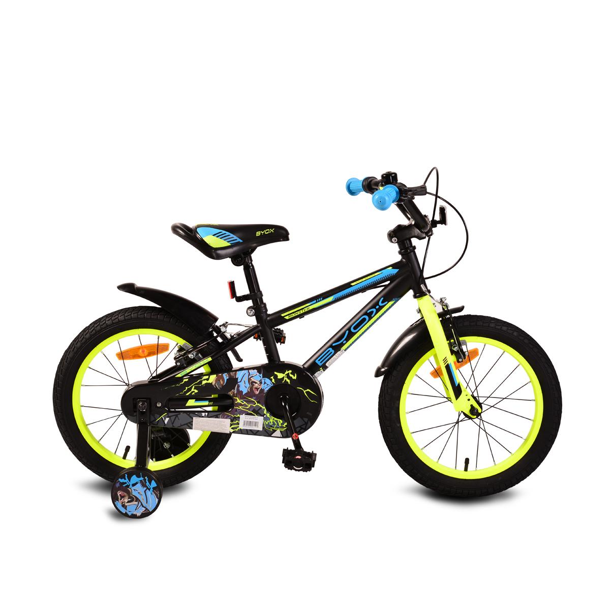Детски велосипед 16 Monster Byox