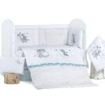 Спален комплект 8 части Дино DIZAIN BABY