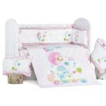Спален комплект 8 части Здравей бебе DIZAIN BABY